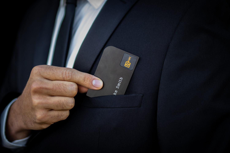 Stap - NFC visiitkaart
